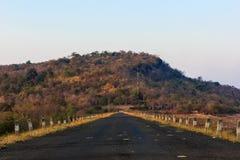 Сельская дорога Стоковая Фотография