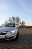 сельская местность автомобиля Стоковые Фотографии RF