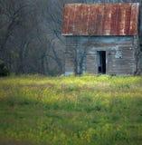 сельская местность амбара Стоковая Фотография RF