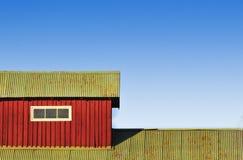 сельская местность зодчества Стоковое фото RF
