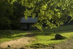 сельская местность коттеджа Стоковые Фото