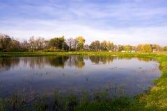 сельская местность Стоковое Фото