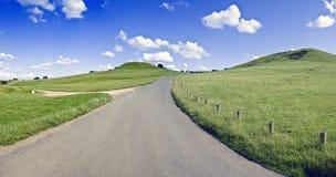 сельская местность warwickshire Стоковое фото RF