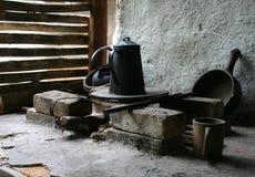 сельская печка Стоковая Фотография