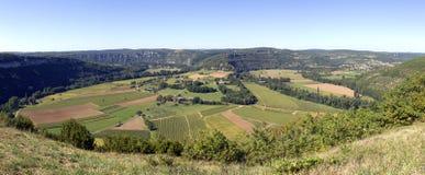 Сельская Франция - серия Стоковые Изображения