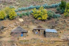 Сельский выселок стоковые фотографии rf