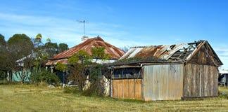 сельский дом старый стоковое фото
