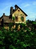 сельский дом Франция Стоковые Фотографии RF