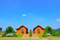 Сельский дом стоковые фото
