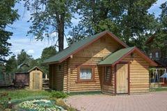 Сельский lodge Стоковая Фотография RF