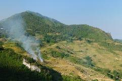 сельское место Вьетнам Стоковые Изображения