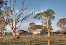 сельское сельского дома старое Стоковое Фото
