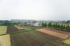 сельскохозяйственне угодье Стоковая Фотография RF