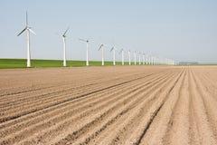 сельскохозяйственне угодье Стоковые Фотографии RF