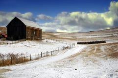 сельскохозяйственне угодье Пенсильвания Стоковые Фотографии RF