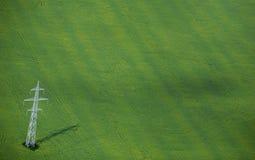 сельскохозяйствення угодье Стоковое фото RF