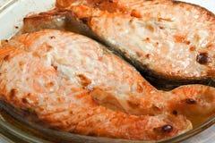семги рыб Стоковые Фотографии RF