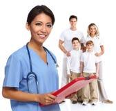 Семейный врач стоковое фото rf
