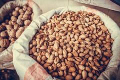 Семена в рынке стоковая фотография