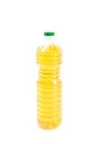 семена любимчика масла бутылки Стоковая Фотография