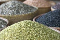 семена рынка Стоковое Фото