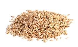 Семена сезама стоковое фото rf