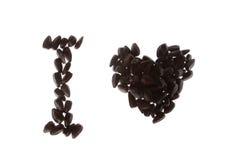 Семена сердца Стоковое Изображение