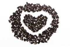 Семена сердца Стоковые Изображения RF