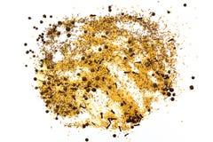Семена, специи, зерно, бодрствование поднимающее вверх и смешанное друг с другом Стоковая Фотография RF