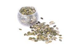 семена тыквы бака стоковые изображения rf