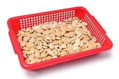 семена тыквы Стоковые Фотографии RF