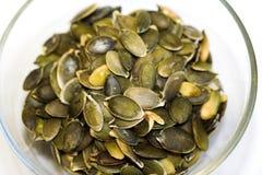 семена тыквы Стоковая Фотография RF