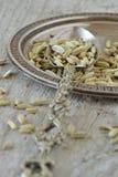 Семена фенхеля Стоковое Изображение RF