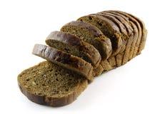 семена хлеба коричневые Стоковая Фотография