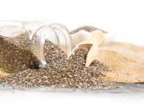 Семена Chia Стоковое Фото
