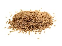 семена lin стоковое фото
