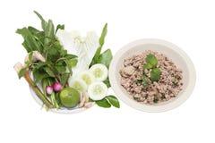 Семенить свинина и овощ стоковые фото