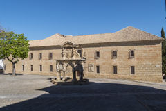 Семинар совету San Felipe Neri старый, Baeza, Jaen, Испания Стоковая Фотография