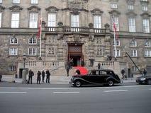 семьи Дании королевские Стоковые Фото