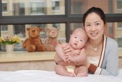 Семьи китайские Стоковое Фото