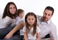 семья большая Стоковое фото RF