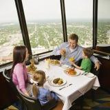 семья обеда Стоковая Фотография RF