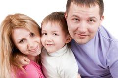 семья Стоковые Изображения RF