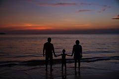 Семья Стоковое Изображение
