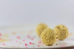 Семя сезама Стоковая Фотография RF