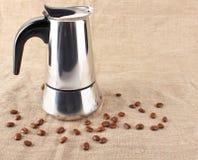семя создателя кофе Стоковая Фотография