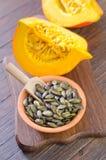 Семя тыквы Стоковое Изображение RF
