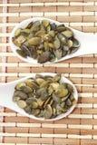 Семя тыквы Стоковая Фотография