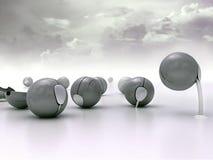 семя cyber стоковая фотография