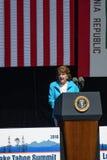 Сенаторы Feinstein на двадцатом ежегодном саммите Лаке Таюое Стоковые Фото